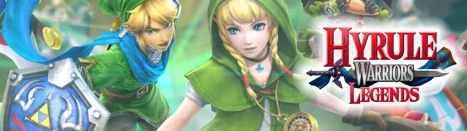 Banner Hyrule Warriors Legends