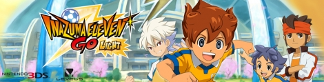 Banner Inazuma Eleven Go Light