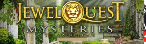 Banner Jewel Quest Mysteries 3 - The Seventh Gate