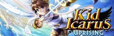 Banner Kid Icarus Uprising