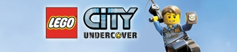 Banner LEGO City Undercover The Chase Begins