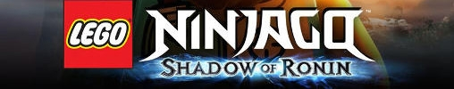 Banner LEGO Ninjago Shadow of Ronin