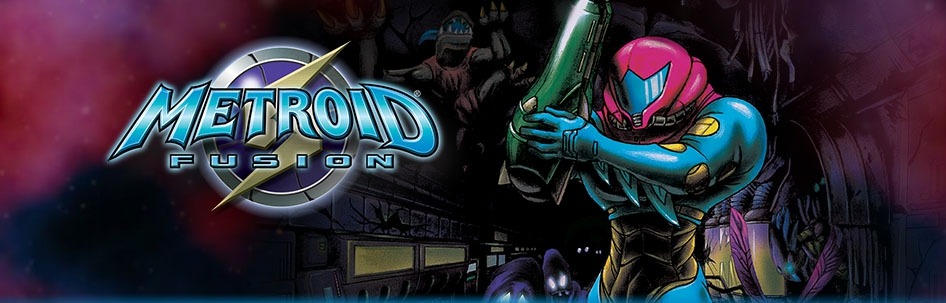 Banner Metroid Fusion