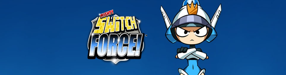 Banner Mighty Switch Force