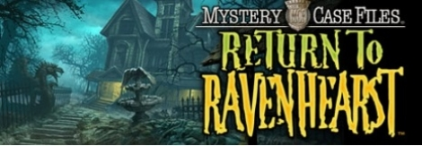 Banner Mystery Case Files Return to Ravenhearst