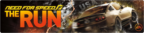Banner Need for Speed The Run