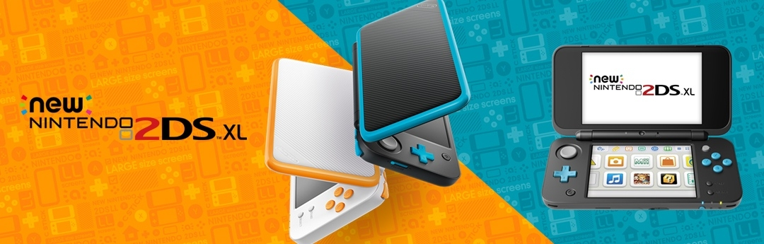 Banner New Nintendo 2DS XL