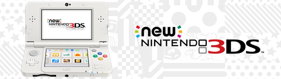 Banner New Nintendo 3DS