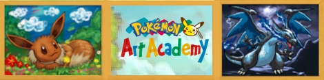 Banner Pokemon Art Academy