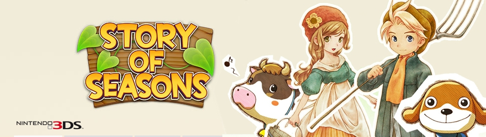 Banner Story of Seasons