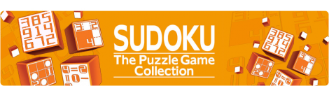 Banner Sudoku The Puzzle Game Collection