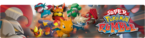 Banner Super Pokemon Rumble