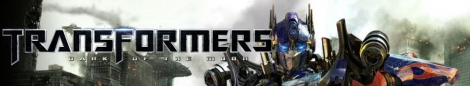 Banner Transformers Dark of the Moon