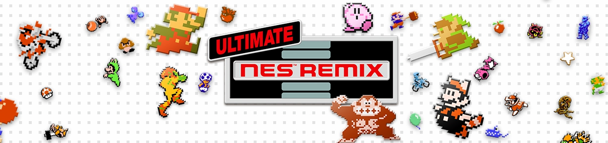 Banner Ultimate NES Remix