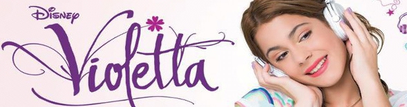 Banner Violetta Rhythm and Music