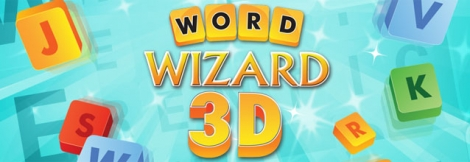 Banner Word Wizard 3D