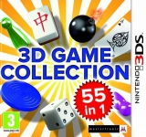 3D Game Collection 55 In 1 voor Nintendo 3DS