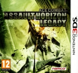 Ace Combat Assault Horizon Legacy voor Nintendo 3DS