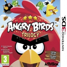 Angry Birds Trilogy Losse Game Card voor Nintendo 3DS