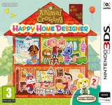 Animal Crossing: Happy Home Designer Nieuw voor Nintendo 3DS