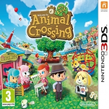 Animal Crossing New Leaf voor Nintendo 3DS