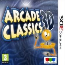 Arcade Classics 3D voor Nintendo 3DS