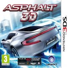 Asphalt 3D voor Nintendo 3DS