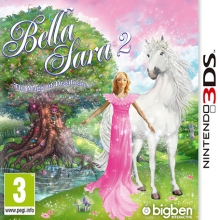 Bella Sara 2 - The Magic of Drasilmare voor Nintendo 3DS