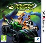 Ben 10 Galactic Racing voor Nintendo 3DS
