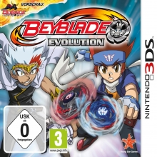 Beyblade Evolution voor Nintendo 3DS