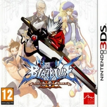 Blazblue Continuum Shift 2 voor Nintendo 3DS
