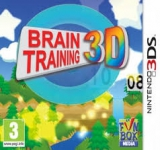 Brain Training 3D voor Nintendo 3DS