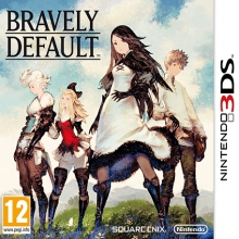 Bravely Default voor Nintendo 3DS