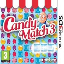 Candy Match 3 voor Nintendo 3DS
