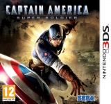Captain America Super Soldier voor Nintendo 3DS