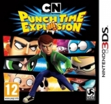 Cartoon Network: Punch Time Explosion voor Nintendo 3DS