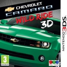 Chevrolet Camaro Wild Ride 3D voor Nintendo 3DS