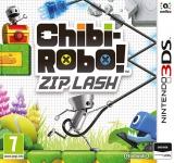 Chibi-Robo Zip Lash voor Nintendo 3DS
