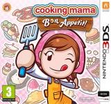 Cooking Mama Bon Appetit voor Nintendo 3DS