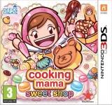 Cooking Mama Sweet Shop voor Nintendo 3DS