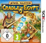 Cradle of Egypt 2 voor Nintendo 3DS