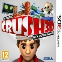 Crush 3d: A Puzzle With Another Dimension voor Nintendo Wii