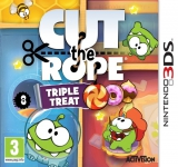 Cut the Rope: Triple Treat Nieuw voor Nintendo 3DS