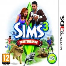 De Sims 3 Beestenbende voor Nintendo 3DS