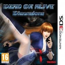 Dead or Alive Dimensions voor Nintendo 3DS