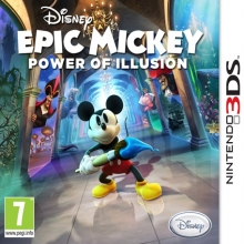Disney Epic Mickey Power Of Illusion voor Nintendo 3DS
