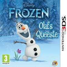 Disney Frozen Olafs Queeste voor Nintendo 3DS