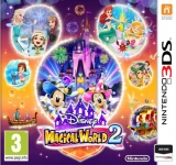 Disney Magical World 2 Losse Game Card voor Nintendo 3DS