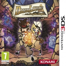 Doctor Lautrec and the Forgotten Knights voor Nintendo 3DS