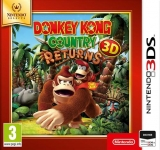 Donkey Kong Country Returns 3D Nintendo Selects voor Nintendo 3DS